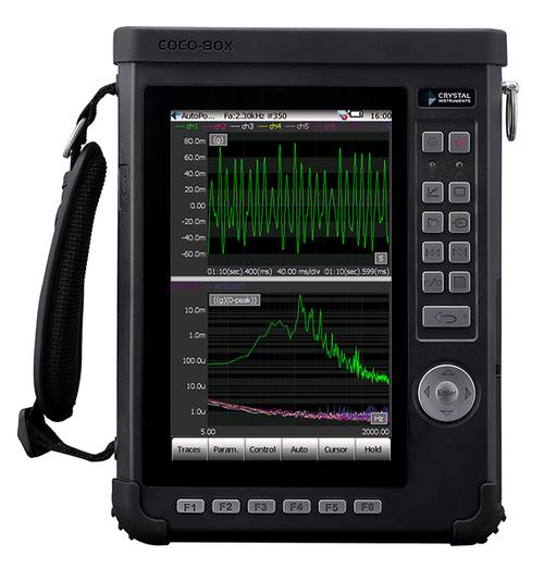 CoCo-80X+Dynamic+Signal+Analyzer