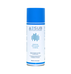 AESUB BLUE VANISHING 3D SCANNING SPRAY